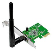 Asus (PCE-N10) 150Mbps Wireless N PCI Express Adapter, AP Mode, WPS
