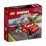 Lego Lightning McQueens Beschleunigungsrampe