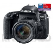 Canon EOS 77D - body + 18-55 mm IS STM (czarny)