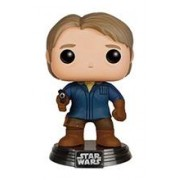 Figurina Pop Star Wars Episode 7 Han Solo Snow Gear
