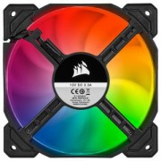 Вентилатор за кутия Corsair iCUE SP120 RGB PRO Individually Addressable RGB LED, 120mm, CO-9050094-WW