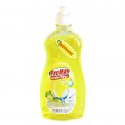 Detergent de vase antibacterian lemon Promax 500 ml