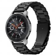 Spigen Kovový řemínek pro Samsung Galaxy Watch 46mm - Spigen, Modern Fit Black