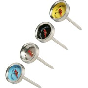 Steakthermometer 4er Set