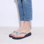 【SALE 20%OFF】ハワイアナス havaianas TOP MIX (adult sizes) (navy blue/mineral blue) レディース メンズ
