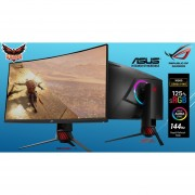 Monitor Curvo Asus Xg32vq 32 Strix 2560x1440 Rgb 144hz Game