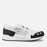 Asics Men's Lifestyle Gel-Lyte Trainers - White/White - UK 8 - White