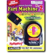 T.J. Wiseman Remote Controlled Fart Machine No. 2 Pack Of 2