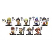 One Coin Grande Figure Collection : Sengoku BASARA Vol.3 Trading Figures Box (Set of 10)