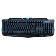 Tastatura Cu Fir Multimedia Media-Tech Cobra PRO MT1252 USB Neagra
