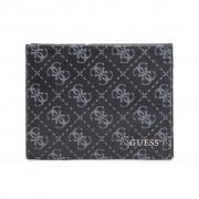 Guess pénztárca fekete SM2614