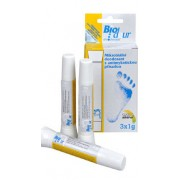 Biopreparáty Biodeur deodorant prášek 3x1g chytrá houba