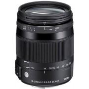 SIGMA 18-200mm f/3.5-6.3 DC Macro HSM Contemporary Sony