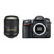 Nikon d7100 + 18-300mm af-s ed vr dx - man. ita - 2 anni di garanzia