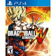Dragon Ball Xenoverse - Ps4 - Unissex