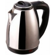 Zeom ™SC-1838 Stainless Steel Tea Heater with Auto Shut Off & Boil Dry Protection Electric Kettle (1.8 L, Silver) Electric Kettle(1.8 L, Silver)