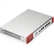 Защитна стена ZYXEL USG ATP200 UTM BDL Sandboxing, 10/100/1000, 4x LAN/DMZ, 2x WAN, 1xSFP, 2xUSB, с включени лицензи за 1 година