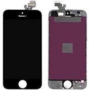 Apple iPhone 5G Skärm LCD display Svart AAA Kvalité