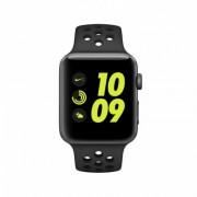 Begagnad Apple Watch Series 3 4G Nike+ 42mm Svart i okej skick Klass C