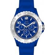 Chronograf pro teenagery voděodolné hodinky JVD basic J3006.2 - 5ATM barevné