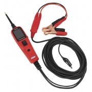 Tester tensiune sistem electric 0 30V cu osciloscop
