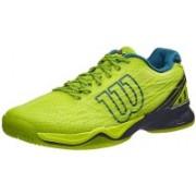 Wilson Kaos Tennis Shoes For Men(Green)