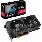 Placa video ASUS Dual Radeon RX 5500XT EVO OC 8GB GDDR6 128-bit Bonus Q3'20 AMD Radeon Raise