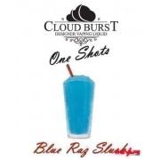 Cloud Burst - Blue Raz Slush - 30ml