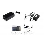 LOVEGO LG1 Baterie Lithium 14.8V reincarcabila, cu incarcator, autonomie cca 1ora