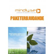 Mindfulness Meditation + Meditation 1 (Paketerbjudande)