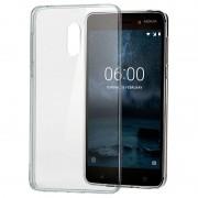 Capa Slim Crystal CC-101 para Nokia 6 - Transparente