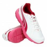 "Puma Descendant SL Jr ""White/Pink"""