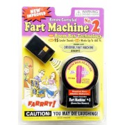 Forum Novelties Remote Control Fart Machine No. 2 Funny Gag Gift Joke Prank