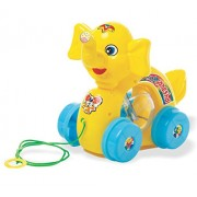 Lovely Toys My Friend Ganesha Toy for Kids, Pull Along Toy,Push and Pull Toys,Kids Toys,Boys,Girl Offer Toys
