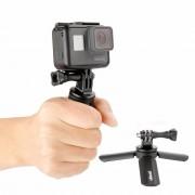 Ulanzi Draagbare Mini Flexibele Statief Voor Telefoon Tablet Mount Accessoire Van Selfie Stick/Monopod Voor iPhone SmoothQ DJI OSMO Gopro