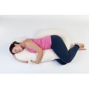 HUSA perna pentru gravide 3 in 1 BEBEDECO in forma cifrei 9