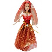 Toys Factory Fashion Single Girl Doll for Baby Kids Girls