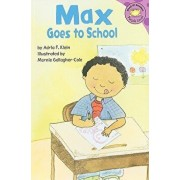 Max Goes to School, Paperback/Adria Fay Klein