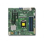 Supermicro X11SSL-F Intel C232 LGA 1151 (Socket H4) Micro ATX server/workstation motherboard