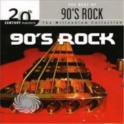 Video Delta Millennium Collection-20th Century Masters - Best Of 90's Rock - CD
