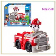 1 Pc Paw Patrol Figurine Marshall