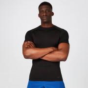 Myprotein Elite Seamless T-Shirt – Black - XXL