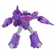 Figurina Transformers Cyberverse Warrior Class -Decepticon Shockwave