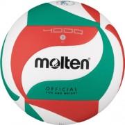 molten Volleyball V5M4000 (weiß/grün/rot) - 5