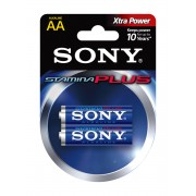 Sony Stamina Plus LR6-ceruzaelem 2 db