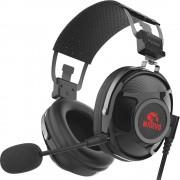 Casti Gaming MARVO HG9053, 7.1 surround virtual, USB, negru