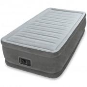Intex Nafukovací matrac Comfort, semišový 191x99x46 cm 64412