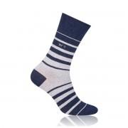 Férfi zokni Willsoor 6964 -ban kék szín