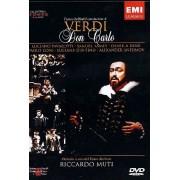 Pavarotti,Samuel Ramey,Daniela Dessi,Franco Zeffirelli - Verdi:Don Carlo (DVD)
