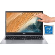 Acer Chromebook 15 CB315-3HT-P297 Chromebook (39,62 cm/15,6 Zoll, Intel Pentium, UHD Graphics, inkl. Office-Anwendersoftware Microsoft 365 Single im Wert von 69 Euro)